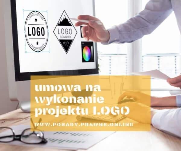 Umowa na wykonanie projektu LOGO