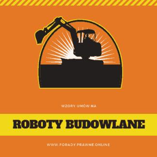 Roboty budowlane