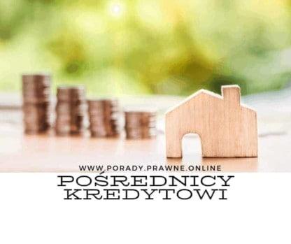 wzory umów dla pośredników kredytowych